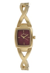 Tom Tailor Watch Gold