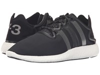 Yohji Yamamoto Run Core Black Reflective Ftw White Shoes