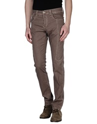 Chiribiri Casual Pants Light Brown