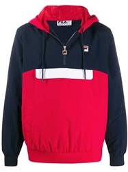 Fila Ledger Archive Colour Block Jacket 60