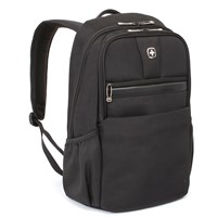 Wenger 15 Laptop And Tablet Backpack Black