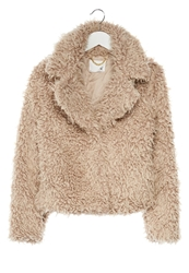 Supertrash Osbourne Light Jacket Natural Beige