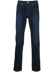 Paige Federal Mid Rise Slim Jeans 60