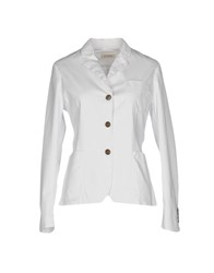 At.P. Co At.P.Co Suits And Jackets Blazers White