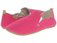 Sanuk Isabel Magenta Women's Slip On Shoes Pink