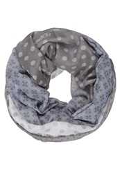 S.Oliver Snood Snood Cloud Blue Light Grey