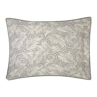 Yves Delorme Opal Pillowcase Pierre 50X75cm