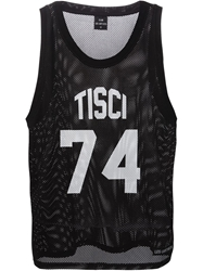Les Artists Les Art Ists 'Tisci' Basketball Jersey Black