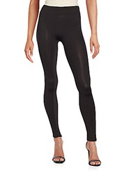 Elie Tahari Betty Slim Leggings Black