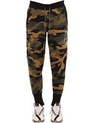 The North Face Nse Graphic Cotton Blend Pants Camouflage