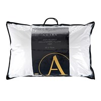 A By Amara Anti Allergy Hollowfibre Pillow Firm