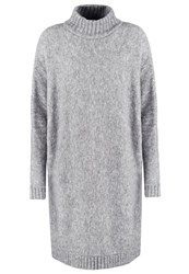 Minimum Sasia Jumper Dress Light Grey