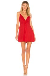 House Of Harlow X Revolve Sharon Dress Red