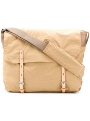 Ally Capellino Jeremy Messenger Bag Neutrals