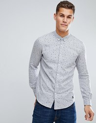 Tom Tailor Shirt With Stars And Spots Print 2607 Grey