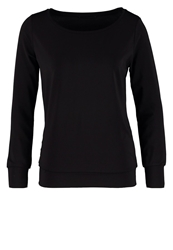 Bruuns Bazaar Zelia Long Sleeved Top Black