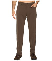 Mountain Hardwear Piero Five Pocket Pants Tundra Men's Casual Pants Brown