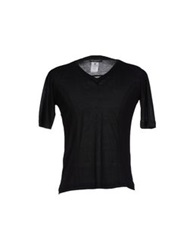 Ermanno Scervino T Shirts Black