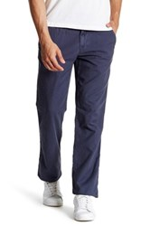 Save Khaki Slim Striped Trouser Blue