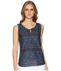 Kuhl Flora Tank Top Slate Blue Sleeveless
