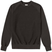 Les Basics Le Crew Sweat Black