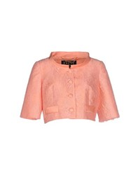 Event Gloria Estelles Suits And Jackets Blazers Women Coral