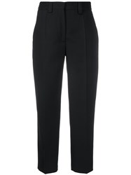 Acne Studios Cropped Tapered Trousers 60
