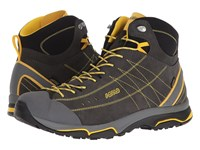 Asolo Nucleon Mid Gv Mm Graphite Yellow Boots