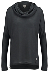 Bench Highphen Long Sleeved Top Jet Black