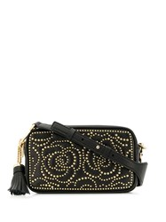 Michael Kors Micro Stud Crossbody Bag Black