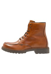 Camel Active Laceup Boots Scotch Brown