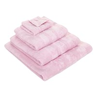 Designers Guild Coniston Towel Pale Rose Face Cloth