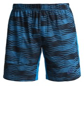 Asics Challenger Gpx Sports Shorts Thunder Blue