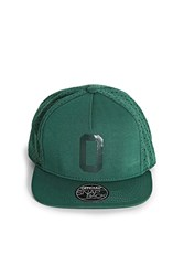 Forever 21 Official Mesh Panel Snapback