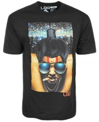 Lrg Sumo Fantastic Graphic Print T Shirt Black