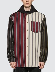 Alexander Wang Locharron Wool Shirt Multicolor