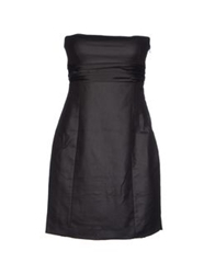 Amy Gee Short Dresses Black