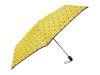 Vera Bradley Umbrella Rio Rosie Yellow Umbrella