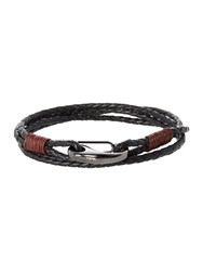 Ted Baker Triple Wrap Core Bracelet Black
