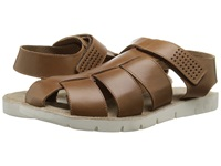 Dune Fishing Boat Brown Leather 2 Men's Sandals