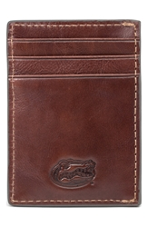 Jack Mason Brand 'Florida Gators Tailgate' Money Clip Card Case