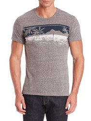 Sol Angeles Midnight Mirage Tee Heather