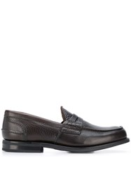 Church's Textured Slip On Loafers 60