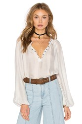 Free People Against All Odds Top Ivory