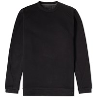 Adidas Consortium Athleisure Crew Sweat Black
