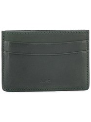 A.P.C. Andre Cardholder Green