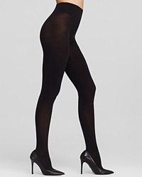 Dkny Tights Opaque Coverage Control Top 412Nb Black