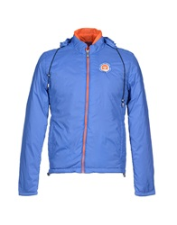 Joe Rivetto Jackets Blue