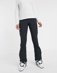 The North Face Snoga Ski Pant In White