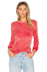 Cotton Citizen The Monaco Thermal Tee Red